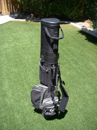 Cargo Pro 900 hybrid golf bag - $50 (Lincoln, CA)