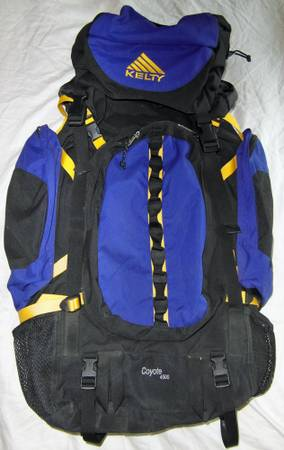 Kelty Coyote 4500 Womens backpack - $50 (Camino)