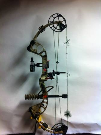 PSE Vendetta xs L6 compound bow - $550 (Gold country northern ca)