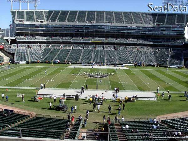 Oakland Raiders vs Cowboys 9,Aug,(Vip Club) 48yrd Line(Cheap) - $1 (Sec 218)
