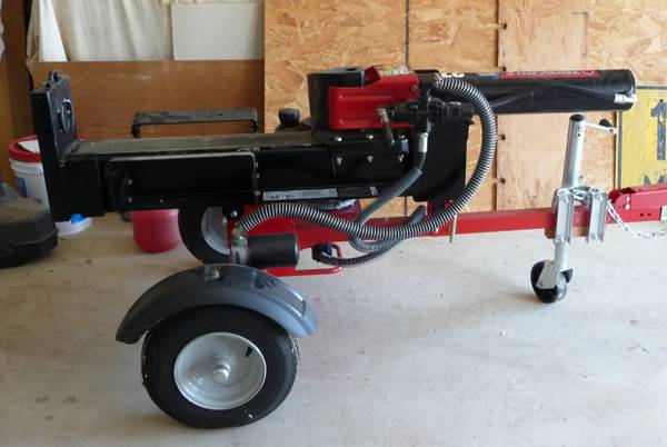 TROY-BILT 27 TON LOG SPLITTER - $1200 (Pine Grove, CA)