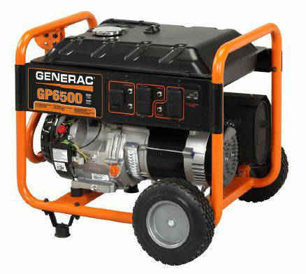 Generac GP6500 Generator - $600 (Gold Country)