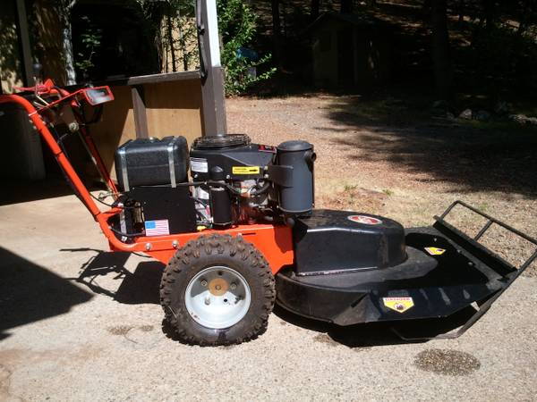 Dr Field Brush Mower - $2200 (marysvilleBrownsville)