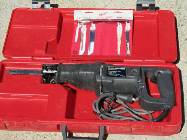 Craftsman Industrial Reciprocating Saw - $50 (Grass Valley)