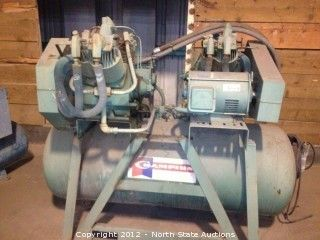 Chion Pneumatic, Air Compressor, HRA25-D25 (Oroville, CA)