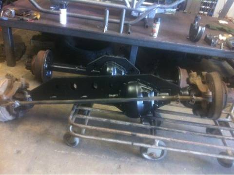 Trussed ford high pinion Dana 60 rear hd 60 - $1900 (Near Auburn)