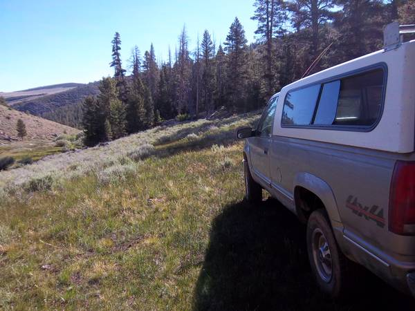 LONGBED CAMPER SHELL - $175 (SONORA)