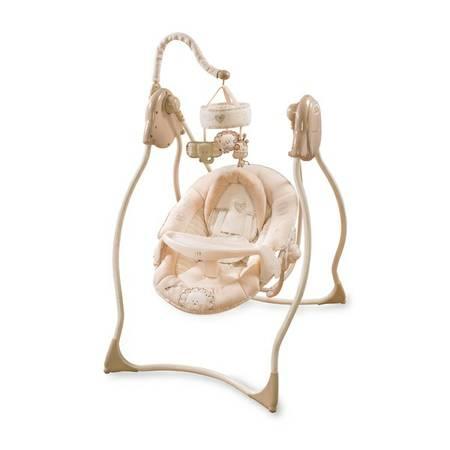 Natures Purest Organic Baby Swing - $100 (Penn valley)
