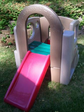 climber slide, toddler - $30 (Placerville)