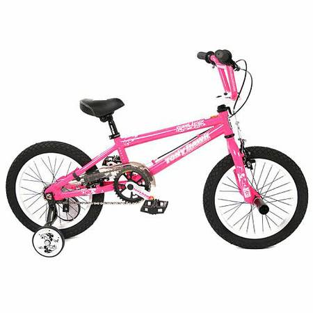 GIRLS 16 TONY HAWK BIKE - $55 (EL DORADO)