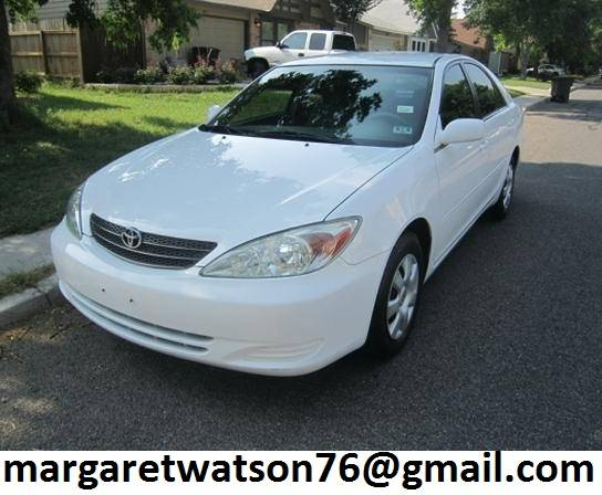 2004 Toyota Camry LE Sedan - $1929 ( gold country )