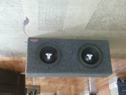 JL AUDIO POWERWEDGE SUBWOOFERS - $200 (Grass Valley)