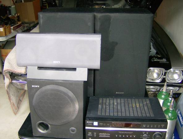 Sony stereo system - $360 (Foresthill)