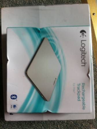 Logitech Rechargeable Trackpad for Mac - $35 (Auburn to Sacramento )