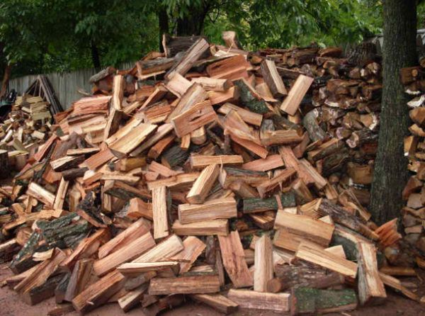 New Year Special Oak Firewood...Delivered - $315 (Grass ValleyNevada CityPenn Valley)