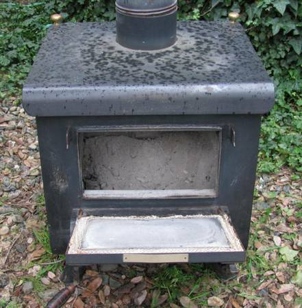 Earth Stove Wood Stove - $250 (Somerset)