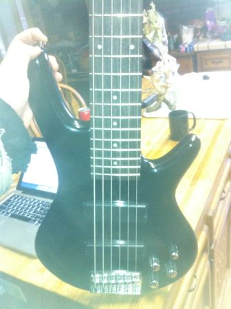 Ibanez Gio 6 String Bass - $200 (Nevada City )
