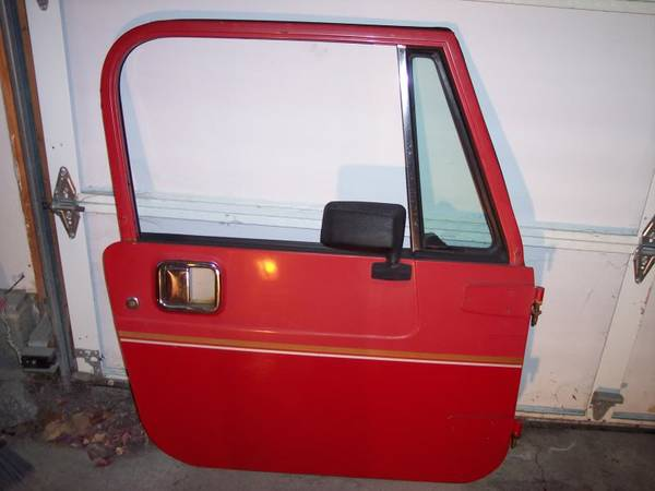 YJ JEEP Wrangler Doors - Half or full - $333 (Grass Valley Nevada City)