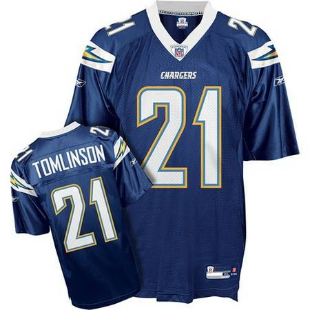 CHARGERS LT JERSEY ( TRADE) - $1 (FRESNO)