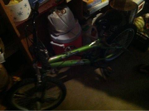 Next chaos bmx bike obo - $40 (hanford)