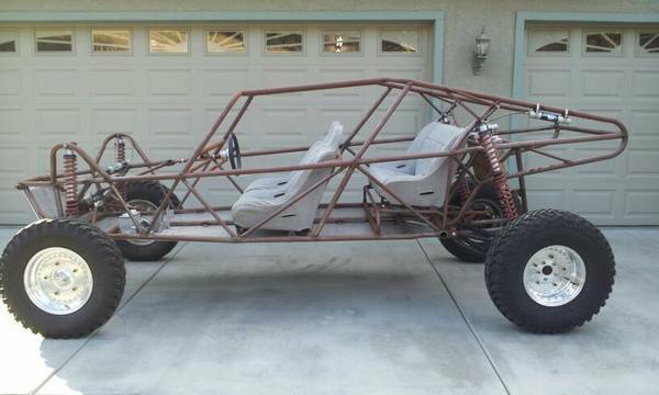 PROWLERS CUSTOM DUAL-SPORT OFF ROAD buggy 5 SEAT - $10000 (Cali)