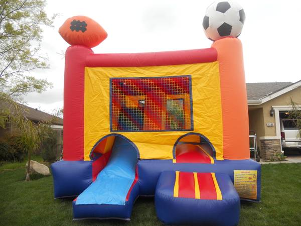 BOUNCE HOUSE RENTAL-4TH OF JULY ONLY - $60 (HANFORD, LEMOORE, VISALIA, TULARE, LATON)