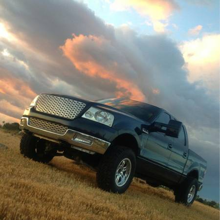 2004 f150 lifted (Lemoore)