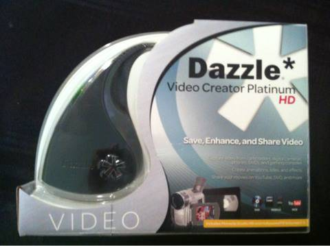 Dazzle Capture Card HD - $55