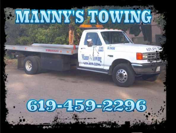 Low Price Quality Towing Services (San Diego)