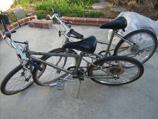 Schwinn Enduro 5 speed HIS AND Ms - $200 (longbeacharea)