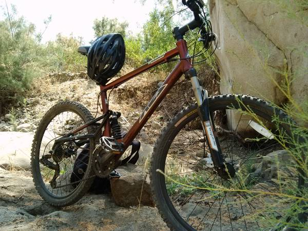 Se vende bicicleta doble suspension, K2 SideWinder - $3500 (La Mesa)