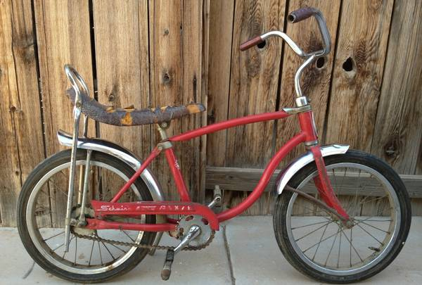 Antique Schwinn Stingray Pixie - $200 (El Centro)