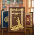30 Leather Bound Easton Press Books - $500 (Carmel Valley)