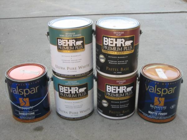 house paint - $10 (fountain valley)