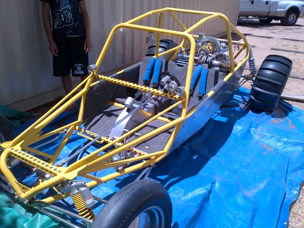 2332 VW TURBO SAND RAIL - $8500 (LANCASTER)