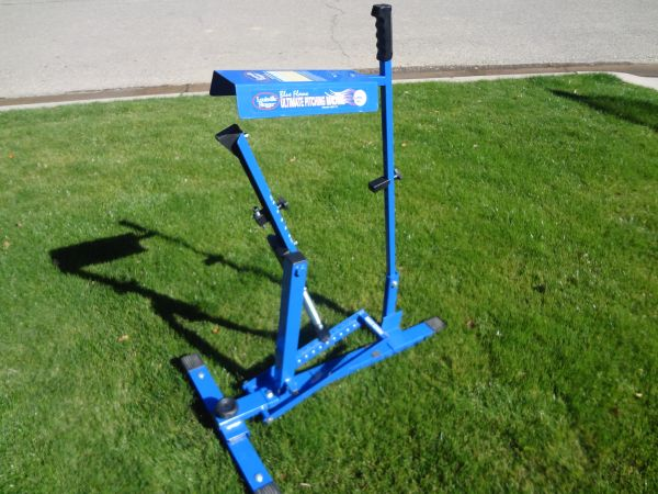 Blue Flame Ultimate Pitching Machine by Louisville Slugger - $125 (Imperial Valley)
