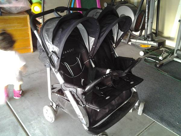 ZOOPER Tango Double Stroller - $200 (Imperial Valley)