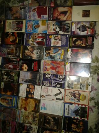 VHS and Dvd Movies for Sale Brand New - $3 (El Encanto Apartments)