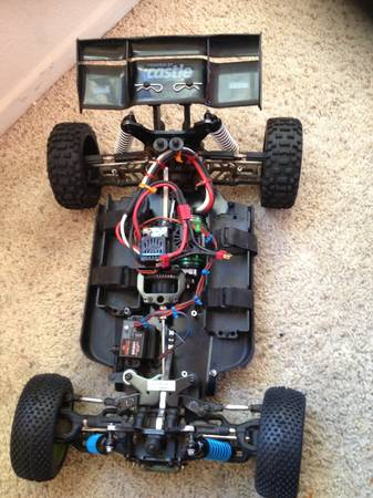 Brushless buggy RC car RC cars - $275 (Corona norco )