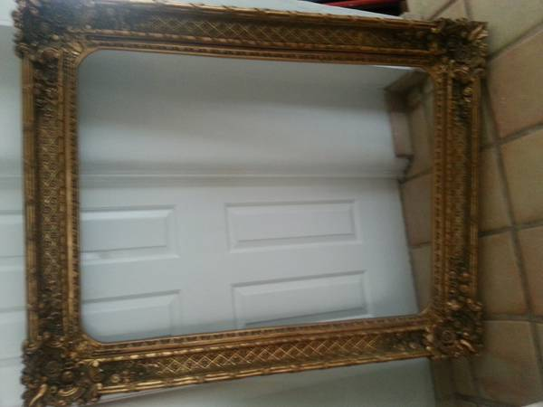 picture frame 48 x 36 ONE OF A KIND - $475 (BEVERLY HILLS)