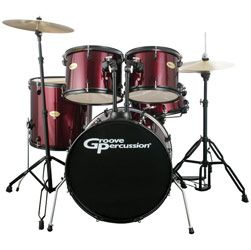 Groove Percussion Drum Set (Excellent Condition) - $450 (imperial CA)