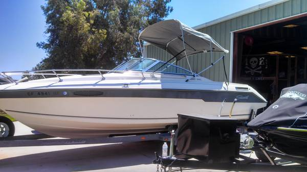 1992 SEASWIRL 22 220 SWL CUDDY CABIN - $5000 (RIVERSIDE COUNTY)