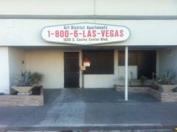 - $750 475ftsup2 - Furnished Apartment for rent at ART DISTRICT APARTMENTS