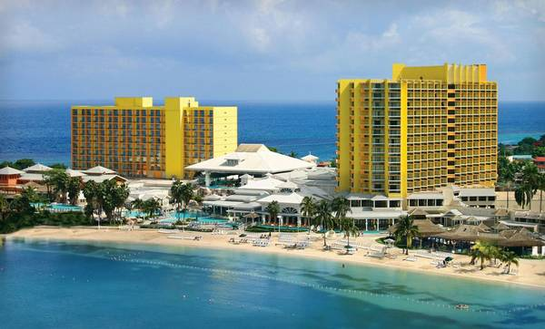 - $100 600ftsup2 - 4 night all-inclusive stay at the Sunset Jamaica Grande Resort
