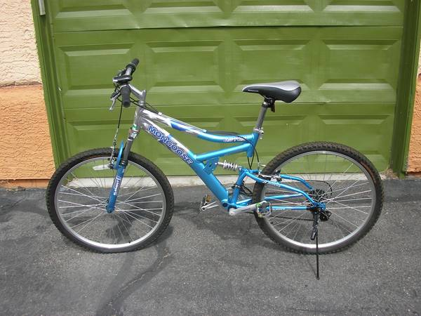 Mongoose Estes 21 Speed Mountain Bike - $170 (SE Las Vegas)