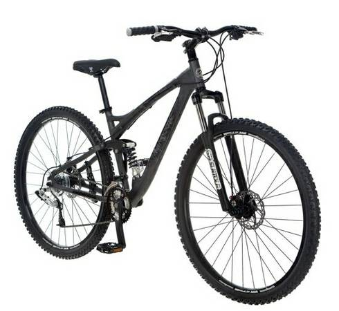 mongoose xr pro mountain bike brand new off the floor - $300 (henderson obo)