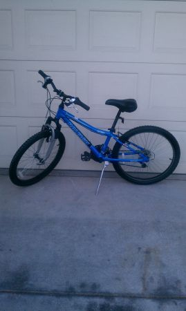 Raleigh Mtn Scout 24 inch Mountain Bike - $150 (FlamingoDecatur)