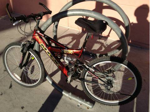 Mongoose MGX 21 Speed Mountain Bike - $80 (Las Vegas)