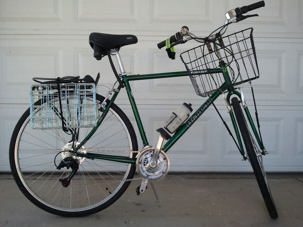 WOW - Cross Terrain Bike - LOOK Italian Bianchi Avenue - $225 (Nellis Sahara)