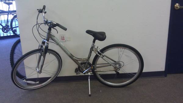 I have a Schwinn Avenue Hybrid 700c for sale - $200 (4632 S. Maryland Pkwy)